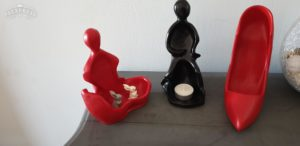 Sculptures colorées - Number ... - Artcor