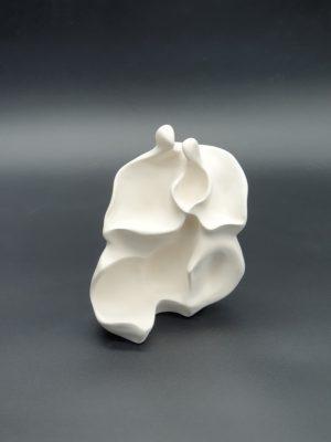E-shop Artcor Sculptures : Les vieux mariés, sculpture couple contemporaine réalisé par Artcor