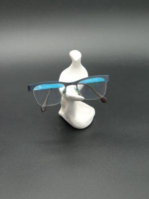 Sculpture argile porte lunette réalisée par Artcor Sculptures